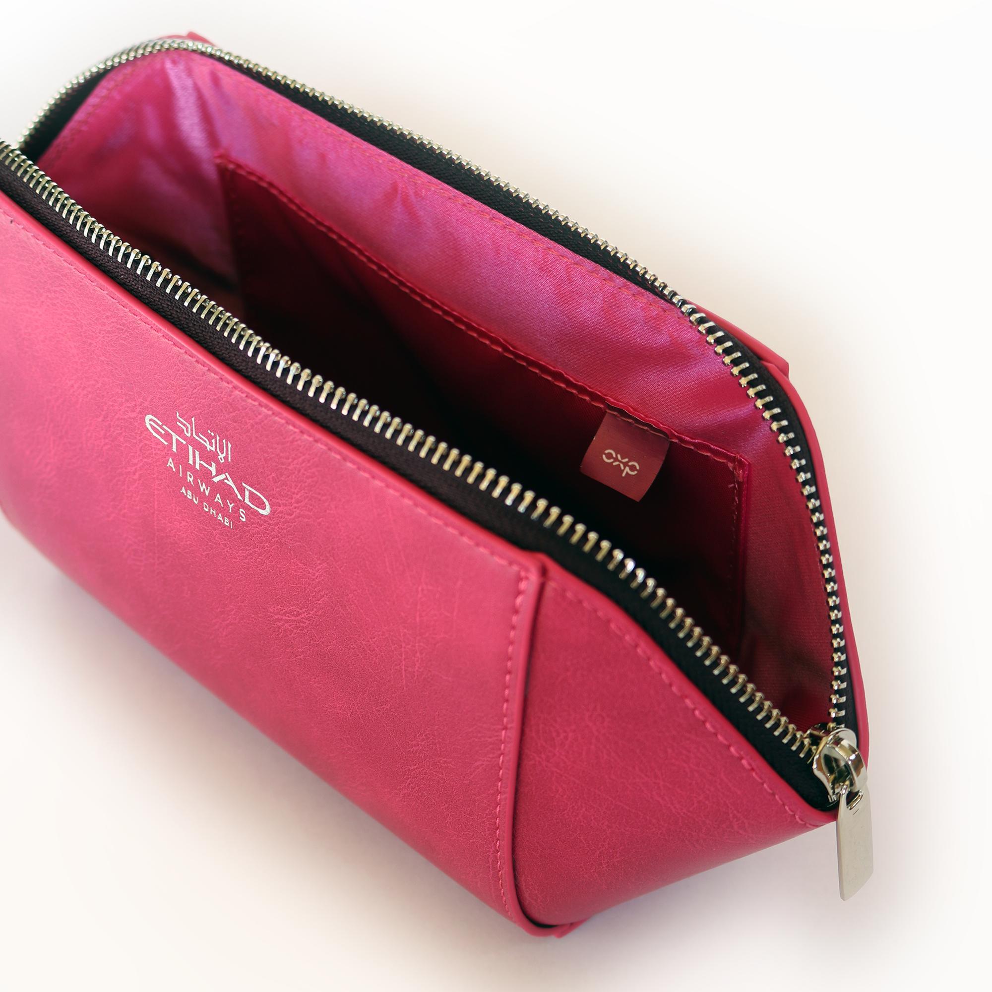 Premium amenity bag