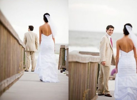 Benefits of a First Look Wedding