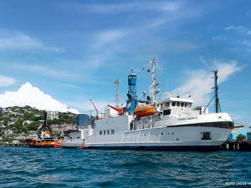 Fra Mercy Ships til UIO Medical Ships