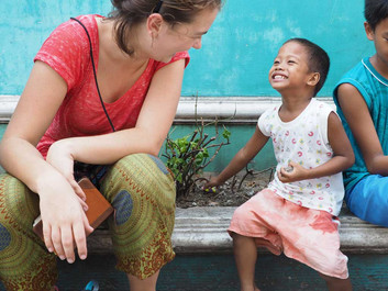 Reisebrev fra Filippinene: Å gjøre en forskjell for den ene