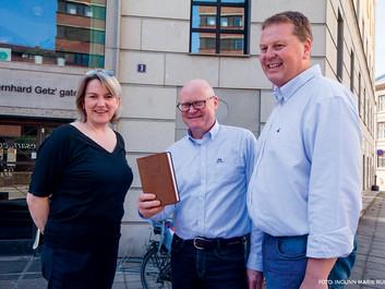 Norgeshistoriens største bibelbestilling