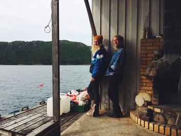 Pionerer til Sagaøya