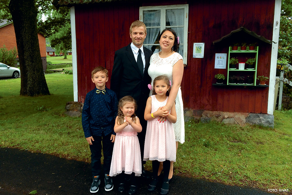 Judy og Agnar Mostad er nye ledere for unge Par-weekender i UIO Norge.