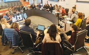 שולחן עגול שכירות בהתחדשות עירונית