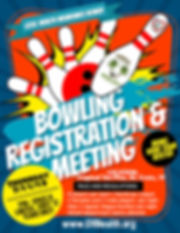 Copy of Bowling Night Flyer - Made with