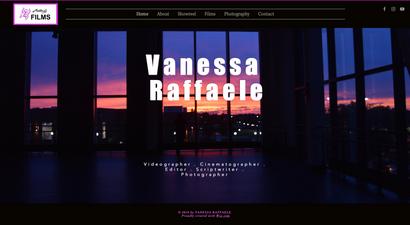 Personal Freelancer Website