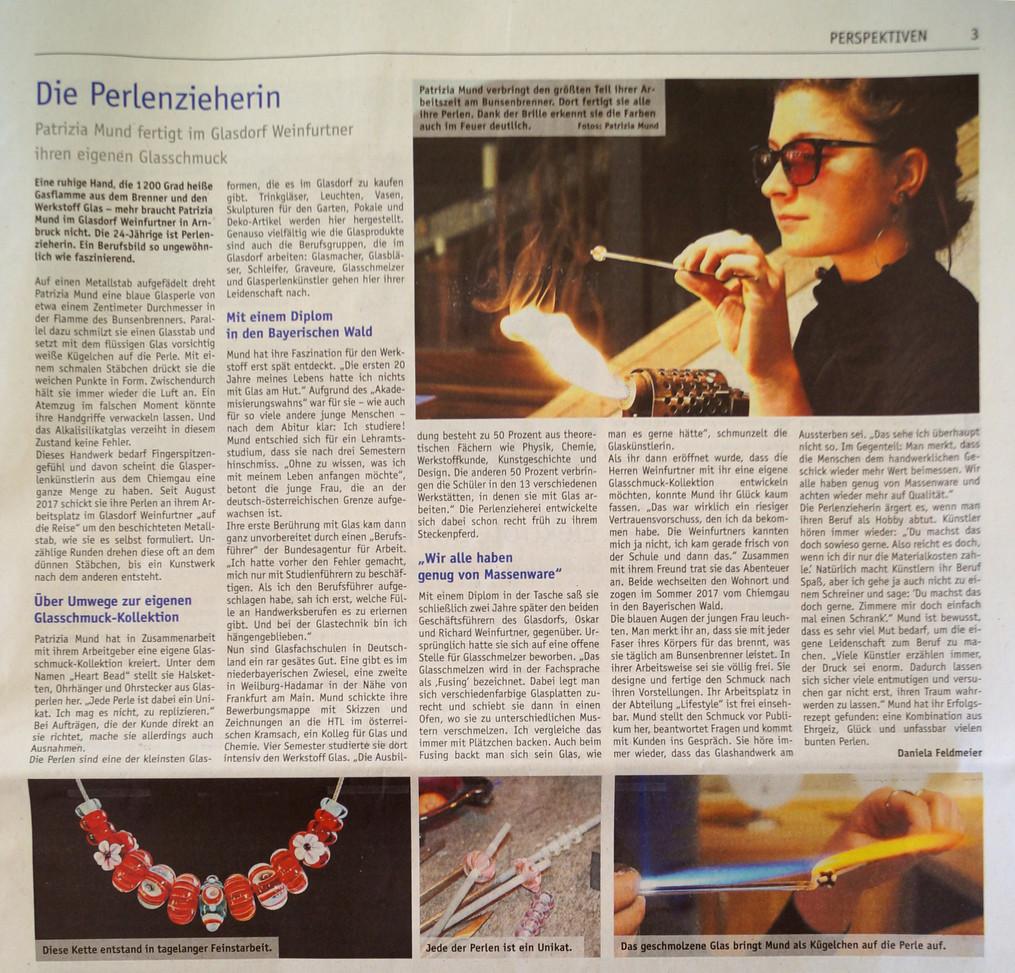 Straubinger Tagblatt 15.02.19