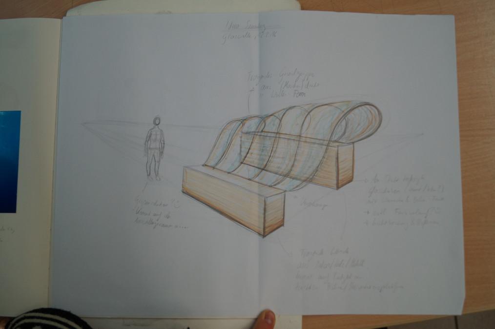 Entwurf Welle