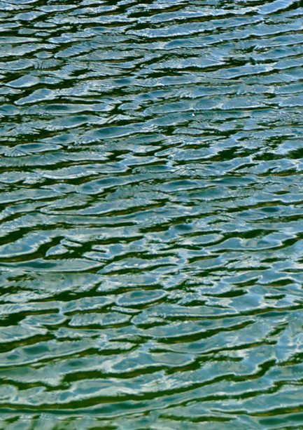 Wasser auf die Oberfläche reduziert I