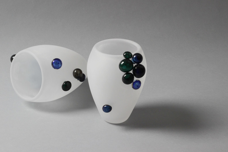 Collaboration with Swedes Glass. Patrizi