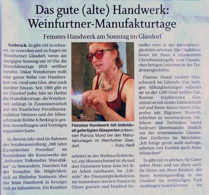 Viechtacher Anzeiger Oktober 2018