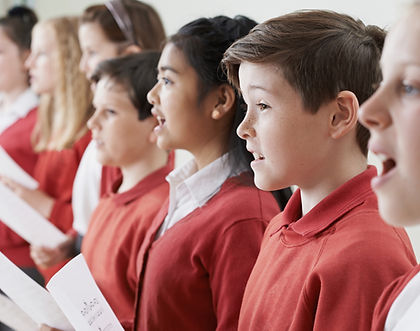 Children's singing and choir classes, clubs and workshops for schools, London and UK