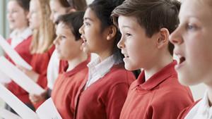 Middle School Honor Choir