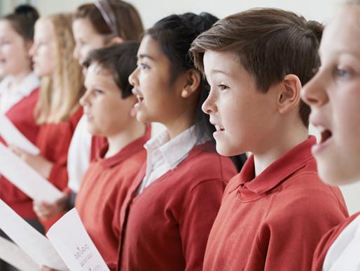Kids' Choir (K-8th Grade)