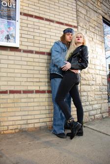 Alyssa and Gabe