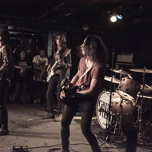 Greta Van Fleet @The Basement