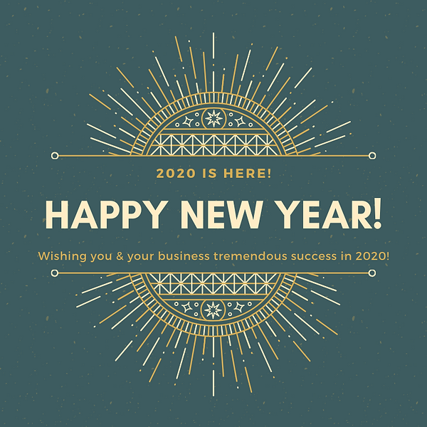 Happy New Year SBA 504 financing small business loan loans commercial mortgage lender inland empire high desert coachella valley southern califoria los angeles