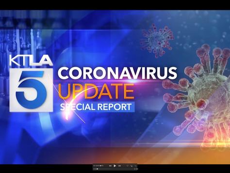 KTLA Coronavirus Pandemic Special Report
