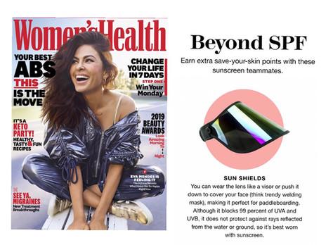 Women's Health - Beyond SPF