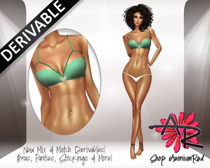 New today! derivable bra top from delure's exclusive valentine nights collection! Have a request for