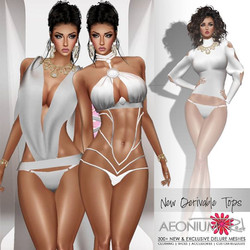 Good afternoon friends and family! I have a TON of new derivable tops and layerable tops so stop by