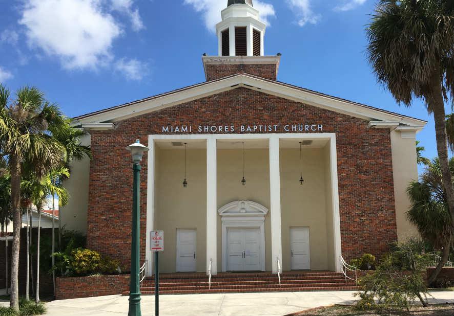 Home Florida Miami Shores Baptist Church