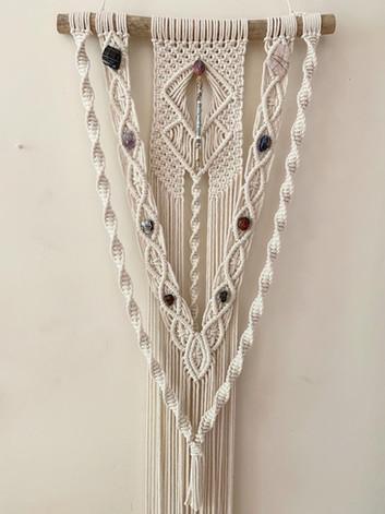 Crystals & Magick Wand Custom Order