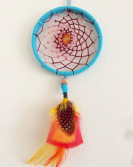 Multi Colour Dream Catcher