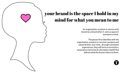 Brands are everything. But what are they really?