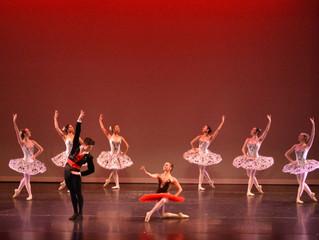 El Arts Ballet Theatre of Florida participó en el Festival Internacional de Jóvenes Bailarines en In