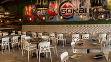THE SOKAI EXPERIENCE:  A FLAVOR EXPLOSION TO THE PALATE