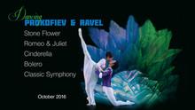 """Arts Ballet Theatre of Florida presenta  """"Bailando a Prokofiev y Ravel"""""""
