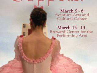 Arts Ballet Theatre of Florida estrena su versión original de Coppelia