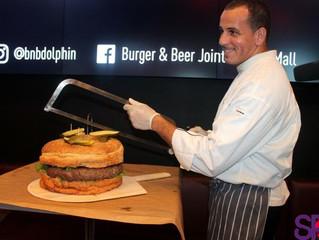 Burger & Beer Joint abrió sus puertas en el Dolphin Mall