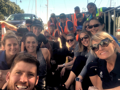 Sport Northland Run Events Staff 2019