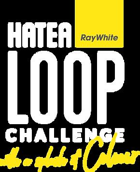 2019 Ray Whte Hatea Loop Challenge Logo