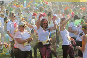 Colour Run Northland Hatea Loop Challeng