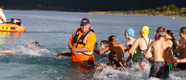 Kai Iwi Lakes Kids Triathlon Water Marsh