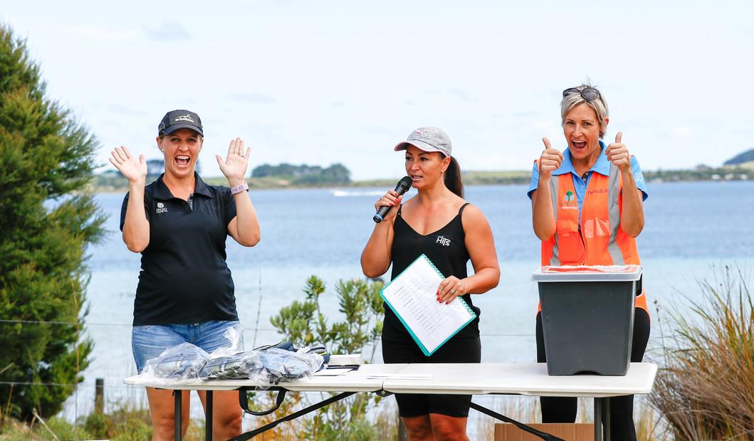 Kai Iwi Lakes Triathlon Sport Northland
