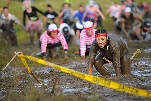 Mud Run Northland The BEAST Paihia Bay o