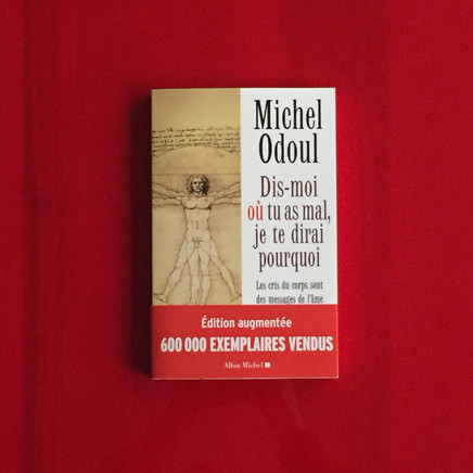 LECTURE / MICHEL ODOUL / EDITION 2018 AUGMENTEE