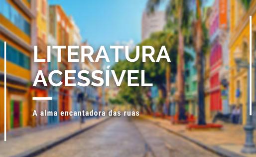 Livro de João do Rio - A alma encantadora das ruas
