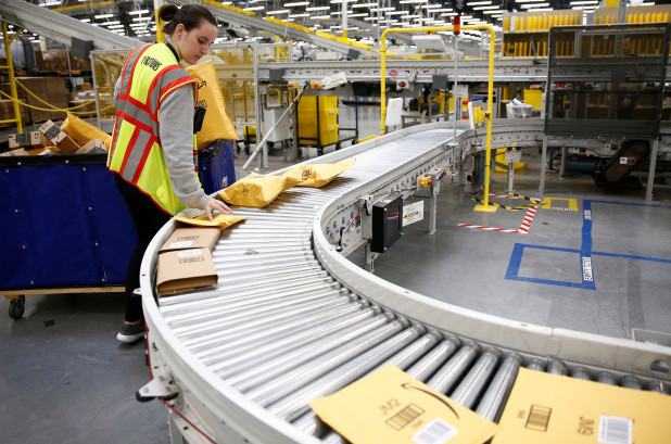 Amazon employees welcome the introduction of weeping breaks at work