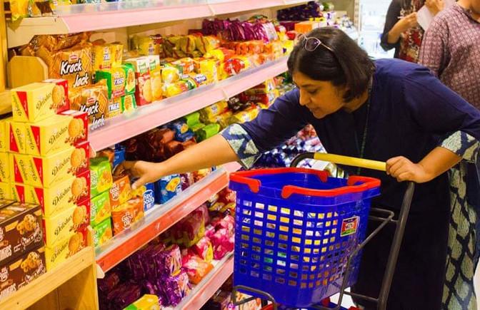India salutes spirit of local shopper amidst coronavirus pandemic
