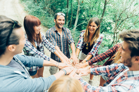 Corporate retreat gives employees opportunity to develop deeper grudges against one other