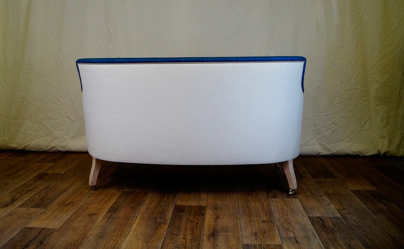 Designer Curved Sofa