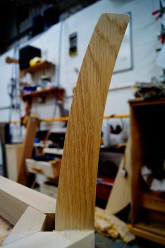 Oak Legs (before)
