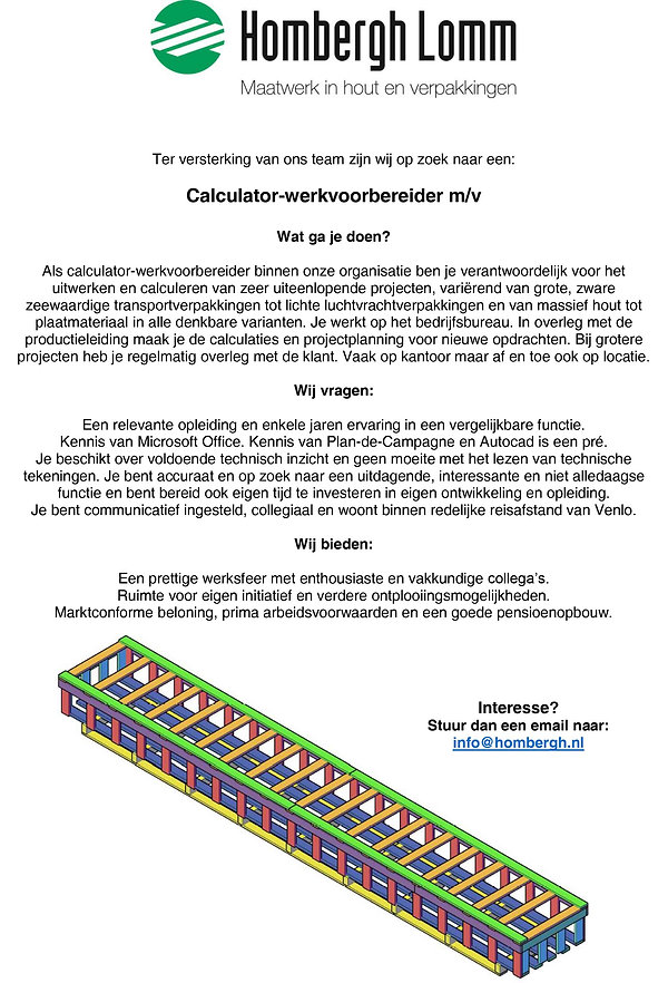 20200128 Hombergh vacature calculator-we