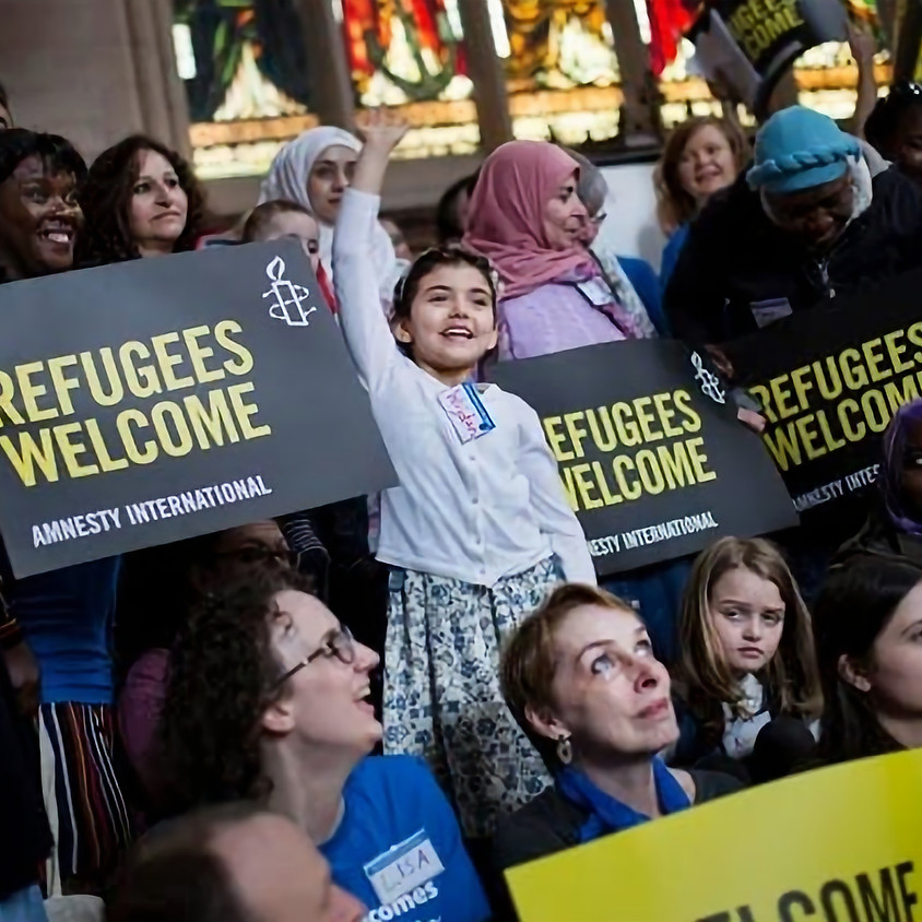 Scotland Welcomes Refugees Gathering 2019