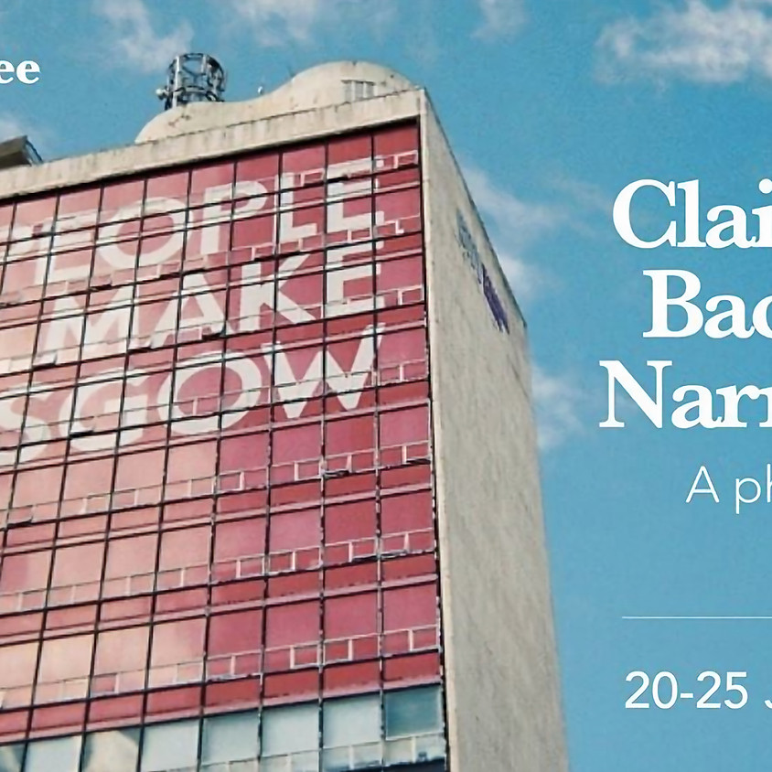 Claiming Back The Narrative: a photo voice exhibition.